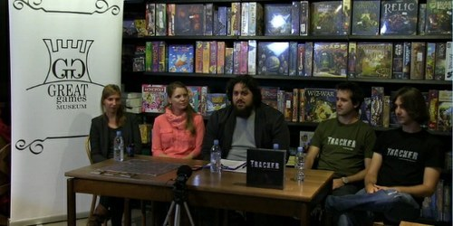 Video: Okrogla miza »Skrivnosti namiznih iger razkrite«