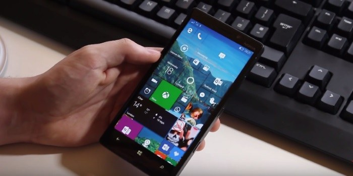 Windows 10 Mobile: za katere telefone