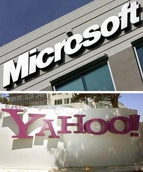 Yahoo in Microsoft sodelujeta pri spletnem iskanju