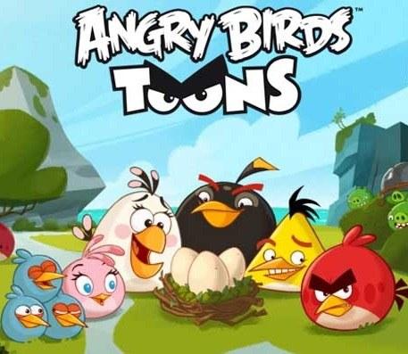 Angry Birds odslej kot animirana serija
