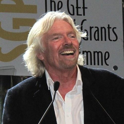 Richard Branson: 5 nasvetov kako pričeti uspešen posel