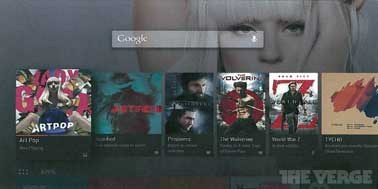 Google napoveduje Android TV