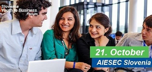 Jeseni ponovno na sporedu »Slovenia Youth to Business Forum«