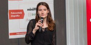 MP intervju s Kristino Kočet, Mlado podjetnico leta 2013