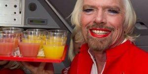 Video: Podjetnik Richard Branson zna držati besedo