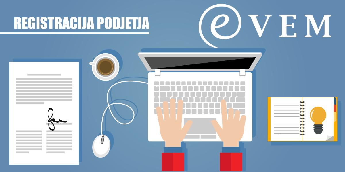 Ustanovitev in registracija podjetja (VEM)