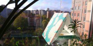 Slovenska ptičja hišica, ki želi osvojiti severno Evropo