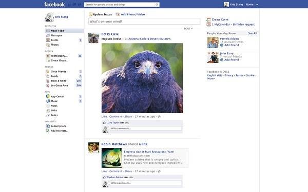 Facebook je spremenil algoritem prikazovanja novic