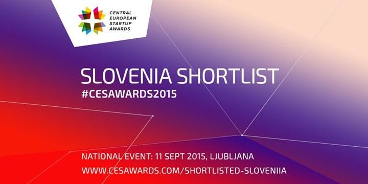 CESAwards Slovenija 2015