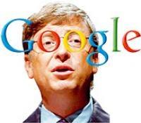 Microsoft uboga Google