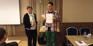 NERVTeh zmagal na tekmovanju inovativnih startupov v Budimpešti!