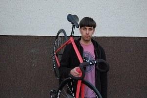 Otvoritev kolesarskega butika Pici Bici