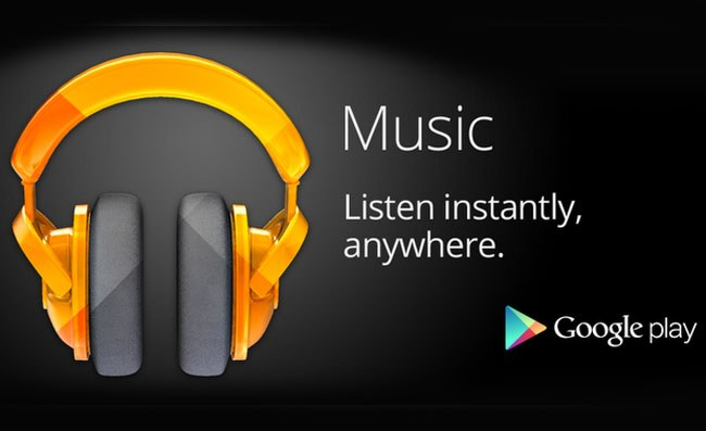 Google Play Music sedaj navdušuje tudi slovenske uporabnike