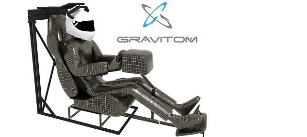 Slovenski G6 Driving Simulator na Indiegogo