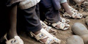 """Poslovna priložnost: čevlji, ki """"rastejo"""""""
