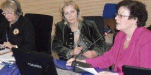 Slovenka navdušila poslovne ženske