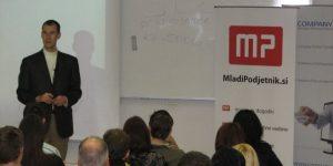 Reportaža z MP predavanja: Direktni marketing za majhna podjetja