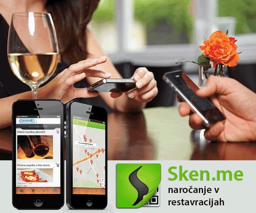 Sken.me - digitalne vizitke raznovrstnih poslovnih subjektov