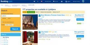 Booking.com v Ljubljani!