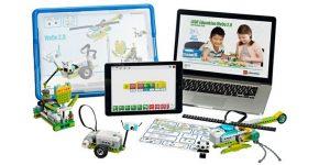 Z novimi Lego roboti bo vsak otrok lahko postal programer