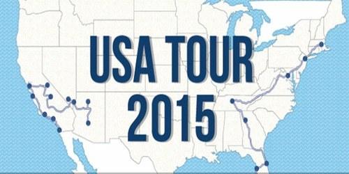 Študentje FRI-ja gredo na CREA USA Tour 2015