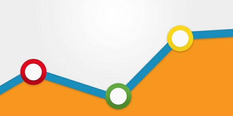 Katere 4 dejavnike moramo spremljati v Google Analytics?