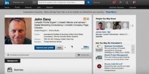 Želim si več ogledov svojega LinkedIn profila!
