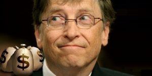 Bill Gates za 10 milijard dolarjev bogatejši kot januarja