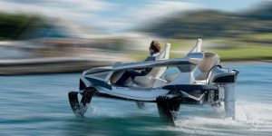 Quadrofoil začenja serijsko proizvodnjo plovil Q2