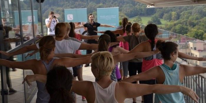 Kako se slovenska platforma za vodene vadbe širi na češki in italijanski trg