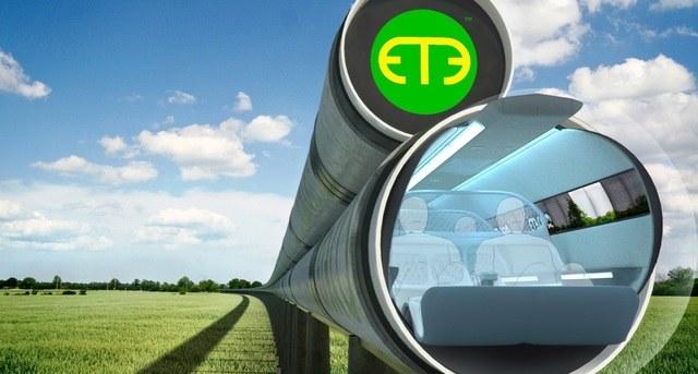Video: Elon Musk in Hyperloop