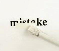 Učite se na svojih napakah