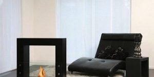 Poslovna priložnost: samostoječi kamin brez dimnika