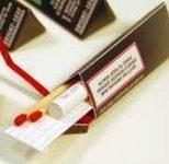 Poslovna priložnost: zavojček za 1 cigareto
