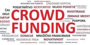 Množično financiranje in Slovenci