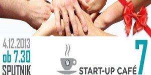 7. Start-up Cafe