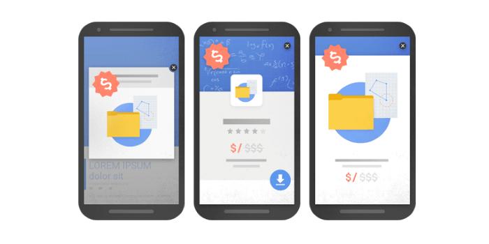 Google bo kaznoval mobilne strani s pop-upi