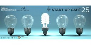 Vabljeni na 25. Start-up cafe: GigoDesign & AlpStories