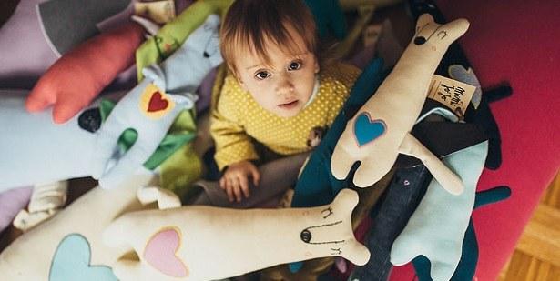 Slovenske igrače, ki spreminjajo otroški svet