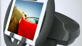 Poslovna priložnost: Igralni volan za iPad