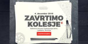To nedeljo: TEDxLjubljana 2016 – Zavrtimo kolesje