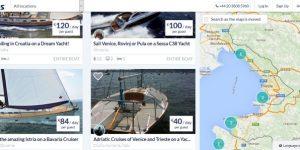 Antlos kot Airbnb, le za morske užitke