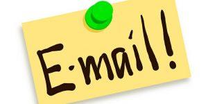 Pogoste napake pri pisanju e-sporočil