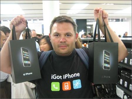 iPhone prodira na nove trge