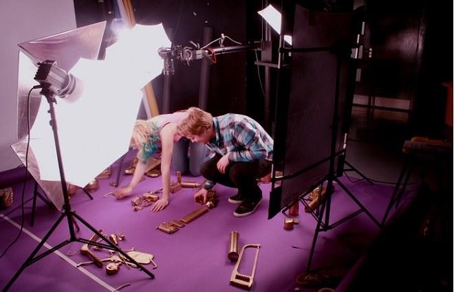 Gold Again - slovensko obarvani projekt na Kickstarterju