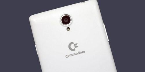 Legendarni Commodore se vrača kot pametni telefon