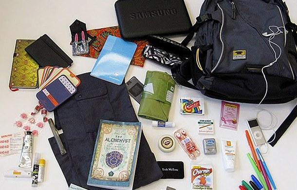 Kaj mora imeti v svojem nahrbtniku študent podjetnik?