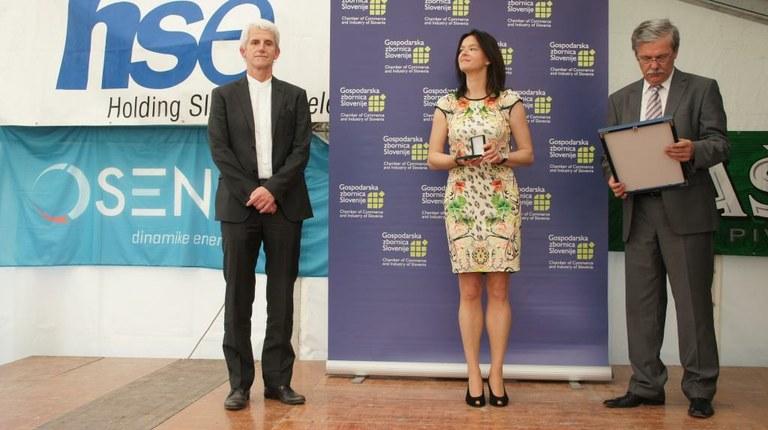 SAOP dobil nagrado za eRegistrator
