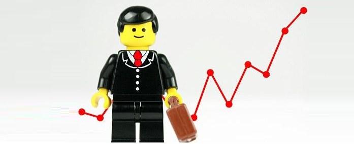 Lego razkriva skrivnosti uspešnega poslovanja