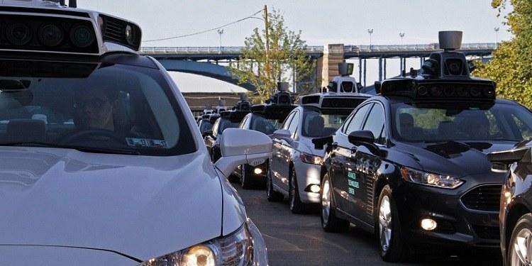 Video: Uberjev samovozeči avtomobil že popeljal prve potnike